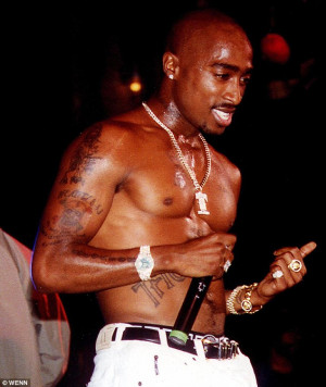 Firebrand: Tupac was known for his quick wit, and temper... and it was ...