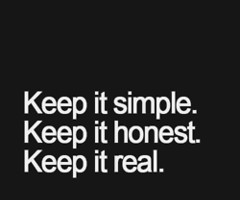 Keep It Real Quotes Tumblr