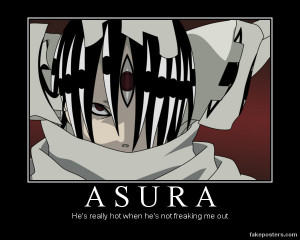 Soul Eater Asura Quotes
