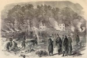 Civil War Battle 1862