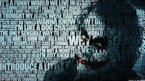 most famous quotes - The Dark Knight: Why So Serious, Batman Quotes ...