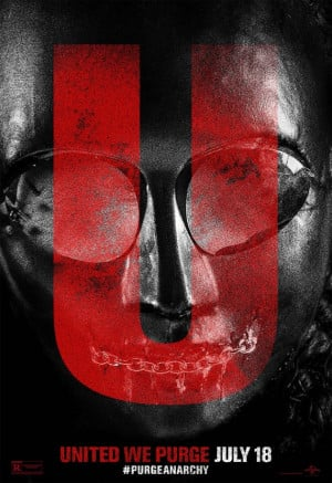 Character Poster The Purge: Anarchy