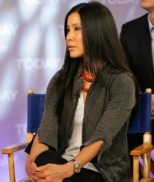 ... scared lisa ling sister of detained journalist laura ling as laura and