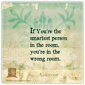 Unknown.. a smart aleck!