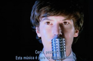 this image include ian hart john lennon movie portuguese and quote