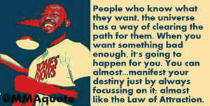jon jones on manifesting your destiny people who know what they want ...