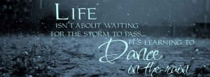 Inspirational Quotes Facebook Cover