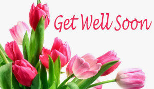 Medicines Can Only Cure, Friendship Can Heal. Get Well Soon.