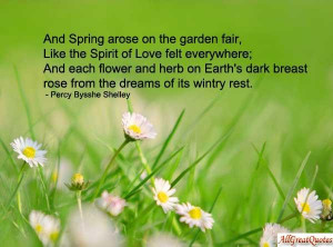 quotes about spring quotes on spring quotes spring quotes for spring ...