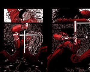 hellsing アーカード アンデルセンの画像 プリ画像