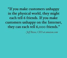 positive quotes for business customers quotesgram