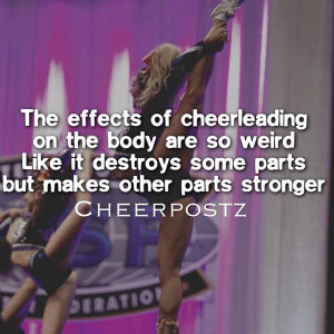 Qotd: have you gotten injured from cheer?