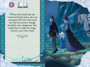 Frozen Storybook Deluxe Offers an Innovative Reading Experience from ...