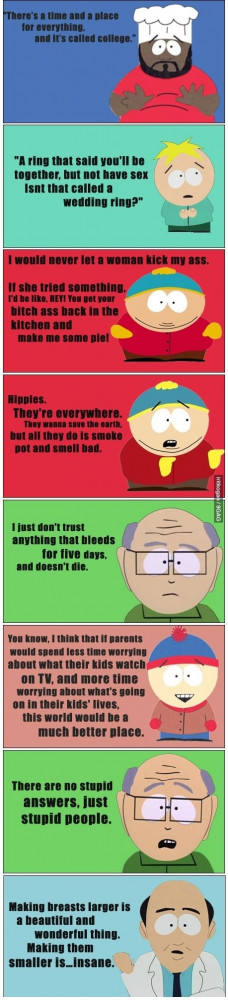 South Park Quotes Picture