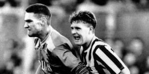 Vinnie Jones Paul Gascoigne...