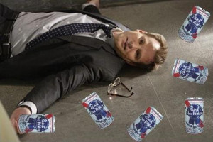 ... . Bennet enjoyed our Heroes Drinking Game too much. Be careful, kids