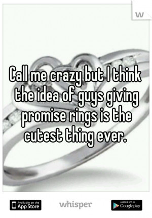 Promise Ring Quotes Photos