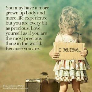 You are precious :-)