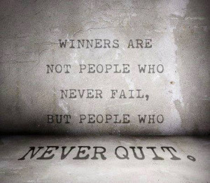 Motivational Quote On Winners