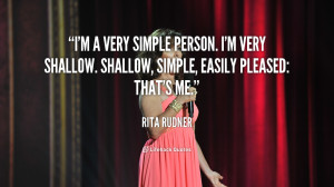 Simple Person Quotes