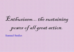 Quote of the Day : Samuel Smiles