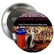 Advocare Spark Buttons, Pins, & Badges
