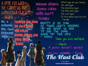 Host Club quotes by windfox102