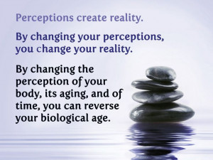 Deepak Chopra Timeless You ~ Changing Perceptions