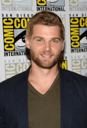 Mike Vogel at event of Under the Dome (2013)