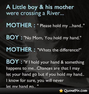 Mom And Son Relationship :)