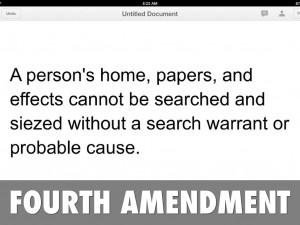 ... your own words 3 first amendment 4 second amendment 5 third amendment