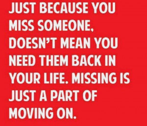 Time will pass and heal.. move on.
