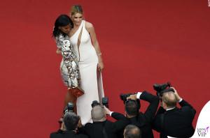 Liya Kebede Cannes