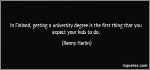 More Renny Harlin Quotes