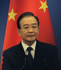 Wen Jiabao Photo: AFP