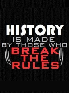 Break The Rules V