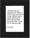 funny and famous matted quotes for electricians i tem quotes el funny ...