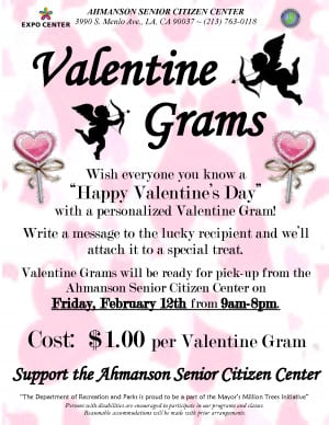 Valentine Grams by dfk20024
