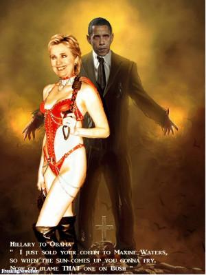 Hillary Clinton Evil