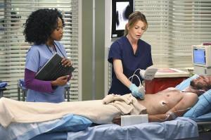 Grey's Anatomy Season 11 Premiere Pictures | POPSUGAR Entertainment