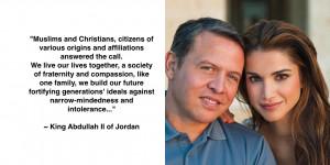 Quotes by Abdallah Ii Of Jordan