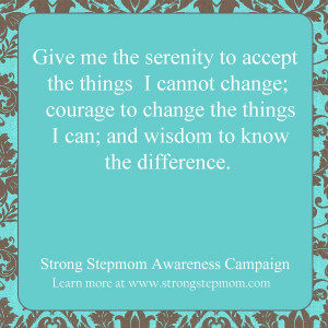 Strong Stepmom Awareness Campaign