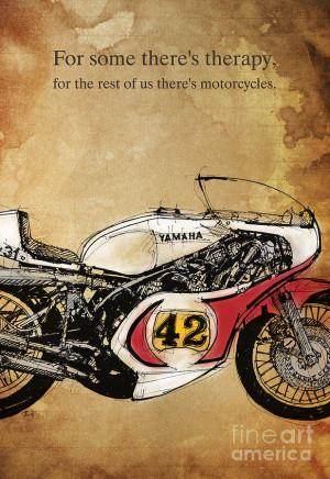 Yamaha 42 Quote Drawing