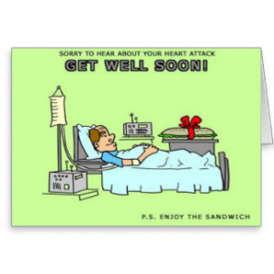 Funny Heart Attack Gifts