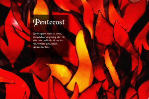 Pentecostflames