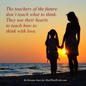 Inspirational Image: Teachers of the Future