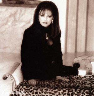JACKIE COLLINS LOVED LEOPARD BEFORE IT WAS INVENTED