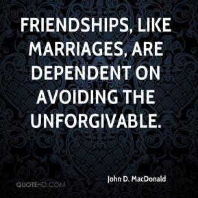 John D. MacDonald Quotes
