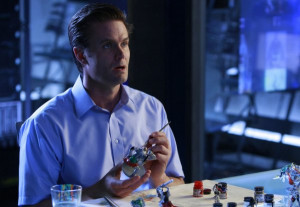 john henry and agent ellison screenshot from terminator the sarah ...