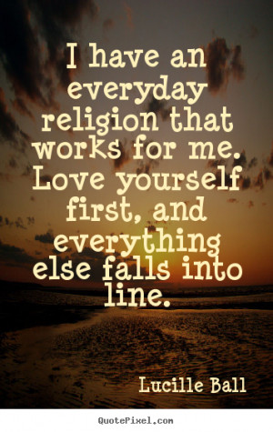 quotes about love by lucille ball create custom love quote graphic